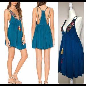 Free People Lover's Cove Boho dress